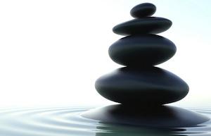 A zen stones skyscraper
