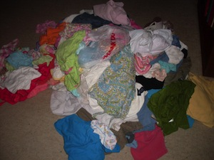 more dirty laundry