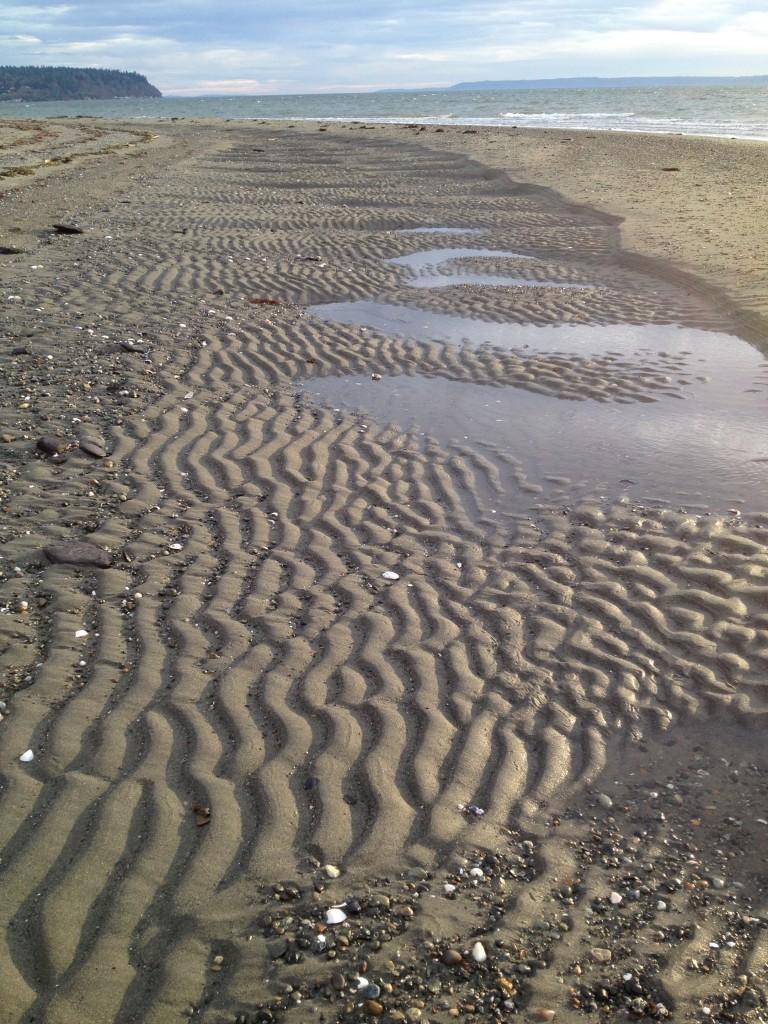sand eddies